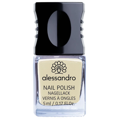 Alessandro Nail Polish Coastal Breeze Sand Dune - küünelakk toitva ja hooldava argaaniaõliga, 5ml