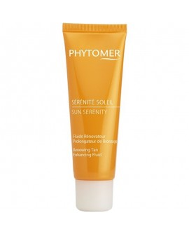 Phytomer Sun Serenity Renewing Tan Enhancing Fluid – Päevitusjärgne seerum 50ml