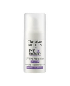 Christian Breton Eye Priority UV Eye Protection - silmaümbruse kaitsekreem 15ml