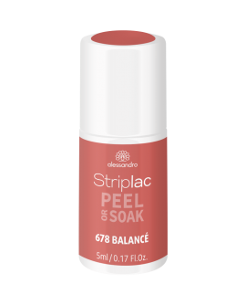 Alessandro Striplac Peel or Soak Frozen Ballet Balance, 5ml