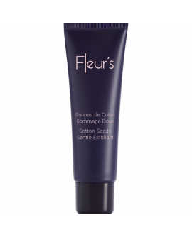 Fleur's Cotton Seeds Gentle Exfoliant Õrn koorija puuvillaseemnetega 50ml