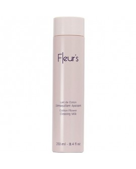 Fleurs Cotton Flower Cleansing Milk - Pehme puhastuspiim 250ml