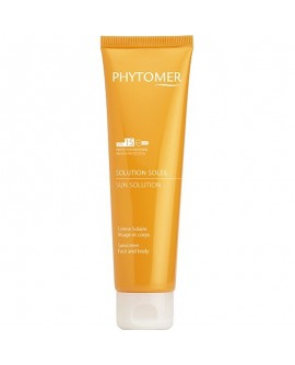 Phytomer Sun Solution Sunscreen SPF15 Face and Body - SPF 15 niisutav kaitsekreem 125ml