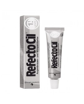 RefectoCil Eyelash Dye Graphite 1.1 hall ripsme- ja kulmuvärv 15ml