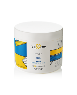 YELLOW Style Gel, 500ml