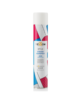 YELLOW Style Strong Hairspray, 500ml